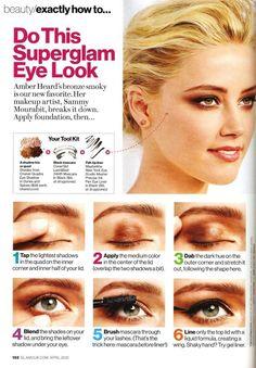 natural eyeshadow tutorial - Google pretraživanje