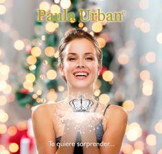 #PaulaUrban Te quiere sorprender...