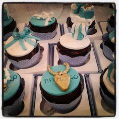 joias - cupcakes tiffany