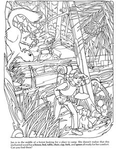 Dover Publications The Ultimate Hidden Picture Puzzle Book Dover Coloring Pages, Animal Coloring Pages, Coloring Pages For Kids, Coloring Books, Free Coloring, Hidden Images, Hidden Pictures, Puzzle Photo, Hidden Picture Puzzles