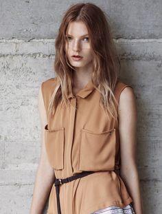 Kocca SS'16 #Campaign by Hunter&Gatti #adv #Kocca #fashion #collection #ss16