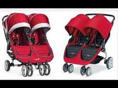 Top 5 Best Side By Side Double Stroller - Reviews and Guide