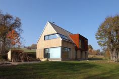Roprachtice House  Architects: PRODESI  Location: Roprachtice, Czech Republic  Architect In Charge: Vaclav Zahradnicek, Radim Oblouk  Contractor: DOMESI  Construction: Wooden  Area: 138 sqm  Year: 2011