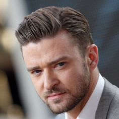 Male Celebrity Hairstyles - Justin Timberlake Haircut