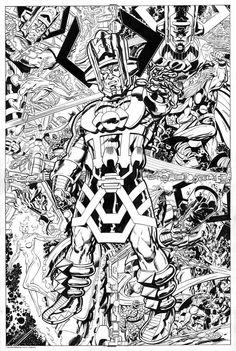 Galactus by John Byrne *
