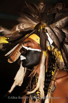 Northern Cheyenne dancer