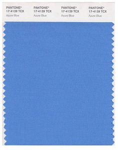 Pantone Azure Blue