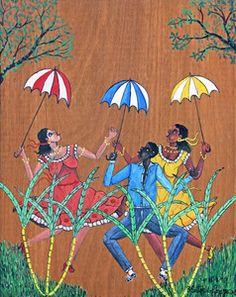 Dança no Frevo - Heitor dos Prazeres / Mark Swiiter http://viajerosbrasilperublognoticias.blogspot.com.br/