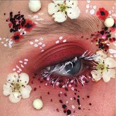 10 Unbelievable Eye Makeup Trends - ODDEE
