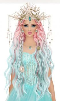 Mermaid Drawings, Mermaid Art, Beautiful Drawings, Cute Drawings, Fantasy Paintings, Fantasy Art, Covet Fashion, Fashion Art, Mermaid Wallpapers