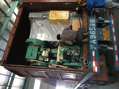 Dear friend : I am ivy. Hope you are fine This is our Nigeria customer booked hydraulic press bending machine,shearing machine and punching machine. He is the manufacture of the door. Querido amigo: Soy Ivy.Espero que estes bien Este es nuestro Nigeria cliente reservado prensa hidráulica máquina cizalla y dobladora, máquina de perforación.Es la fabricación de la puerta. If you have the interest, please contact me. My mail :ivy@harsle.com  My skype :ivyzhang1991826  My…