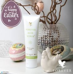 Happy Easter! Use Forever Aloe and look fabulous this Easter.