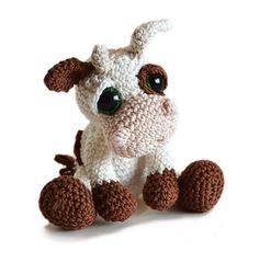 Ravelry: Amigurumi Cow Pattern Mable pattern by Kate E. Hancock