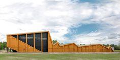 Shooting Range in Ontario / Magma Architecture