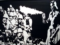 Streetart With Love – Blek Le Rat, il padre dello stencil graffiti Blek Le Rat, Street Art, Stencil Graffiti, Portraits, Mural Art, Banksy, Public Art, Impressionist, Rats
