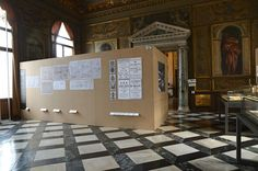 Adolf Loos – Our Contemporary - installation view at Biblioteca Marciana, Venezia 2016