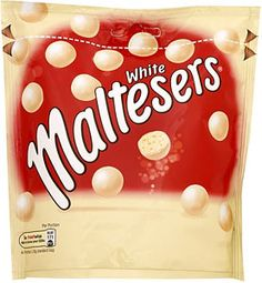 Maltesers White Chocolate Pouch (130g)