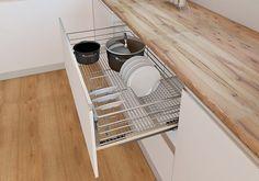 HSO448-00 PLATERO ACCESORIO DE INCRUSTAR EN REJILLA Bath Caddy, Interior Design, Kitchen, Cottage, Wood, Furniture, Home, Nest Design, Cooking