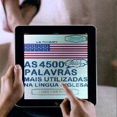 Super E-book: As 4500 Palavras Mais Utilizadas Na Língua Inglesa.