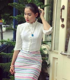 #Aye Wutyi Thaung #credit FB Aye Thaung