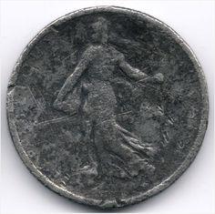 France 2 Francs 1908 Forgery op eBid België