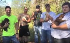 Bachelor Party Ends With Adorable Puppy Rescue :: Shout out for Tennessee bachelors with big hearts!