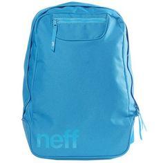 4e01b0d96e Neff Kruzer Backpack - Cyan Snowboards