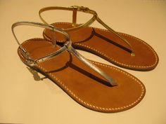 Tropeziennes shoes from Rondini, Saint Tropez.Total love...