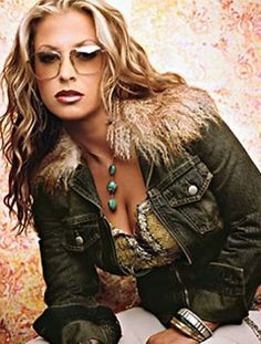 """Anastacia ~ Born Anastacia Lyn Newkirk September 17, 1968 (age 47) in Chicago, Illinois, US. American singer, songwriter and producer.Known for her powerful mezzo voice and her small stature of 5 feet 2 inches (157 cm), she has been dubbed """"the little lady with the big voice"""". Anastacia is also known for her trademark glasses; although she underwent laser surgery in August 2005, she frequently still wears them."""
