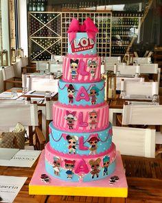 #lolsurprise #lolsurprisecake #lallabbirthday #6pianididolcezza #pandispagnaallavaniglia #farciturarigorosamentenutella #lauramontella_sweetlab #illaboratoriochefaladifferenza #cristianadellarossaeventi #top! #dessert #yum #amazing #instagood #instafood #sweet #chocolate #cake #icecream #delish #foods
