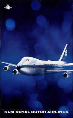 KLM, 1919-1969