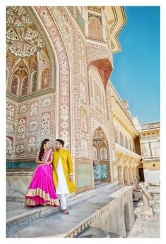 Pre wedding images  #jaipur #Amer fort