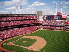 Great American Ball Park(レッズ)