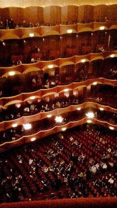The Metropolitan Opera House NYC