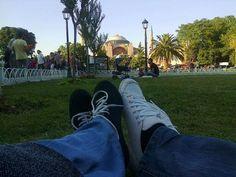 İstanbul, İstanbul konumunda Ayasofya Meydanı
