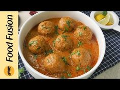 Mix Vegetable Koftay Recipe by Food Fusion - YouTube