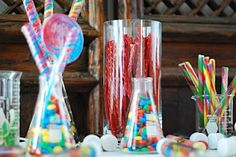 candy lab- science party