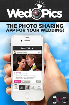 The Photo Sharing App for your #Wedding.  http://www.WedPics.com