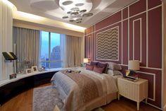 Luxury Penthouse in Singapore, Designed To A Feminine Spec - UltraLinx