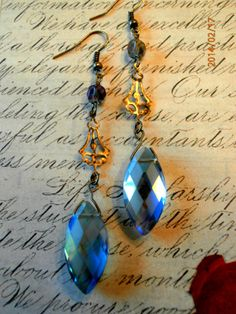 Danglies by ThriftshopFunky on Etsy, $12.00