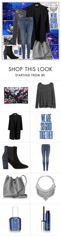 """#24"" by beautifulplace ❤ liked on Polyvore featuring Marc Jacobs, Alexander McQueen, Gap, Jil Sander, Dune, 7 For All Mankind, Lancaster, Essie and Clinique"