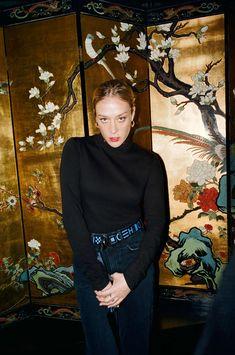 Chloë Sevigny x Proenza Schouler White Label