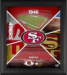 059dd6fb503 San Francisco 49ers Framed 15