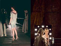 Szpilki Kazar na wybiegu u Łukasza Jemioła #collection #designer #moda #style #shoes #boots #Fashion #szpilki