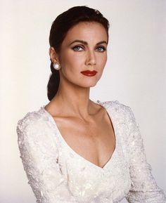 Dedicated to actress and singer Lynda Carter Lynda Carter, Beautiful Celebrities, Beautiful Actresses, Beautiful People, Beautiful Women, Bionic Woman, Wonder Woman, Classic Actresses, Vintage Hollywood