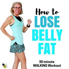 Let's go for a WALK (or RUN) and talk about how to LOSE BELLY FAT. The truth is, Killer B, there's a LOT that's going on with abdominal fat, and there's not one simple answer that will work for every Walking Training, Walking Exercise, Walking Workouts, Training Workouts, Lose Belly Fat, Lose Fat, Lose Weight, Lower Belly, Flat Belly