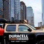 Duracell ajuda vítimas da tempestade Sandy recarregando celulares