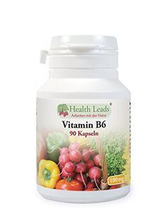 Vitamin B6 100mg x 90 Kapseln Health Leads http://www.amazon.de/dp/B00OG5TEHU/ref=cm_sw_r_pi_dp_Tcu8wb0EPFGT1