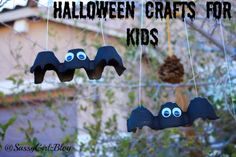 Carefree Crafting: Festive HalloweenCrafts