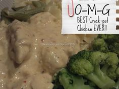 O-M-G BEST Crockpot Chicken EVER Recipe - Serendipity and Spice